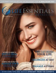 Life Essentials Magazine December 2017