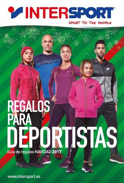 e39fb229a6 INTERSPORT Catálogo Navidad 2017