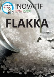 Inovatif Kimya Dergisi Sayi 53