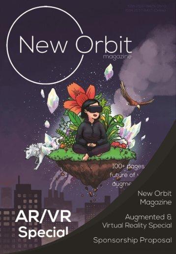 New Orbit Magazine VR Sponsorship Proposal
