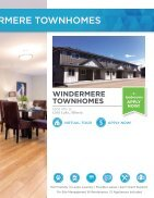 WINDERMERE TOWNHOMES | Cold Lake, AB - Page 3