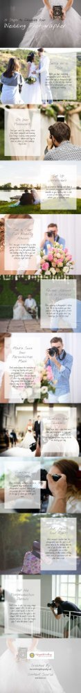 10 Steps to Choosing Your Wedding Photographer