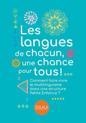 DULALA - Les langues de chacun une chance pour tous !