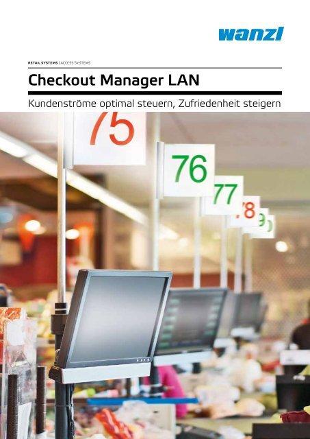 Checkout Manager LAN