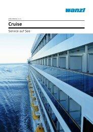 Cruise - Service auf See