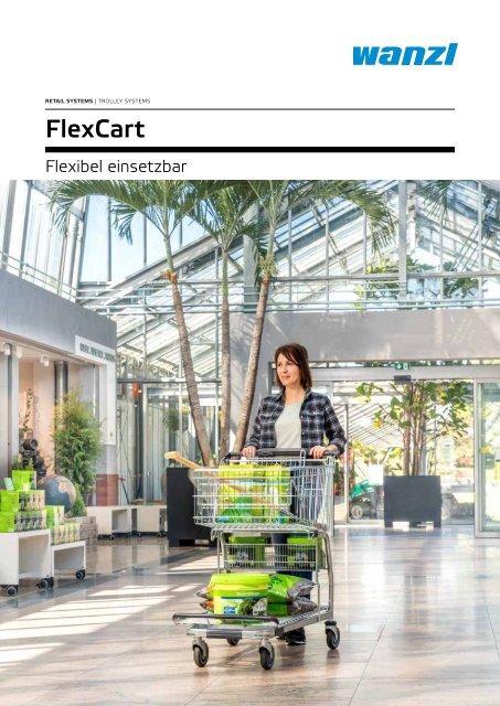 FlexCart - Flexibel einsetzbar