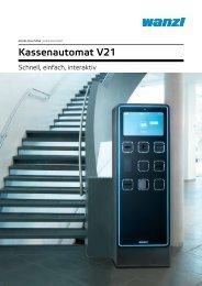 Kassenautomat V21