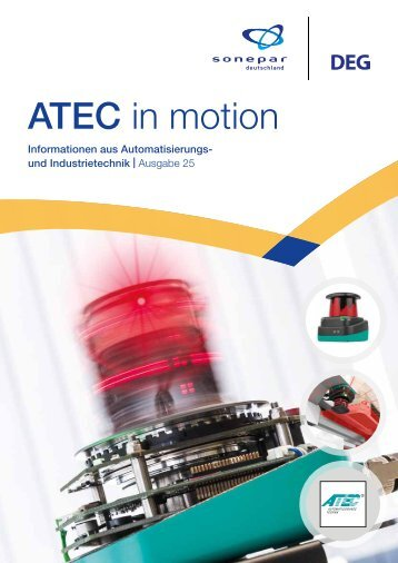ATEC in Motion November 2017