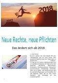 SHE works! Magazin #Frauen #Wirtschaft #Karriere - Was ändert sich 2018 - Page 4