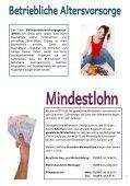 SHE works! Magazin #Frauen #Wirtschaft #Karriere - Was ändert sich 2018 - Page 7