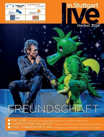 live in.Stuttgart Herbst 2016