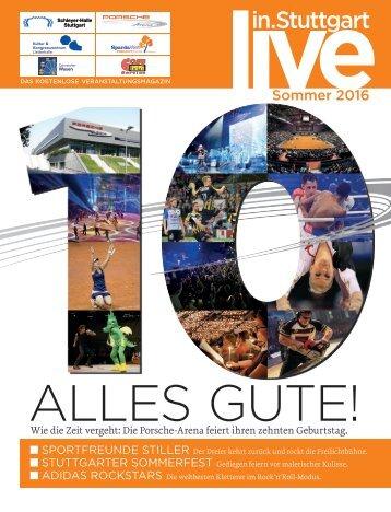 live in.Stuttgart Sommer 2016