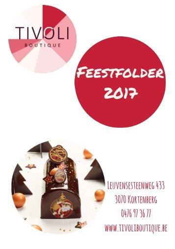 Feestfolder 2017