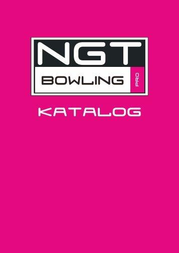 NGT-Bowling Katalog deutsch