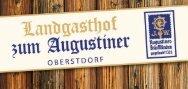 Landgasthof Augustiner Oberstdorf Hausprospekt