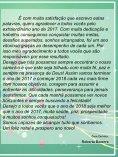 REVISTA DA UNIDADE ESTRELAS DA MANHÃ - DEZEMBRO 2017 - Page 3
