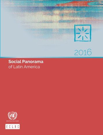 Social Panorama of Latin America 2016