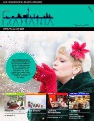 Framania Magazin Ausgabe Dezember 2017