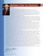2010-11 President's Report - Page 4