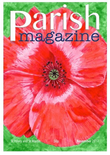Parish of Killay Magazine November 2017