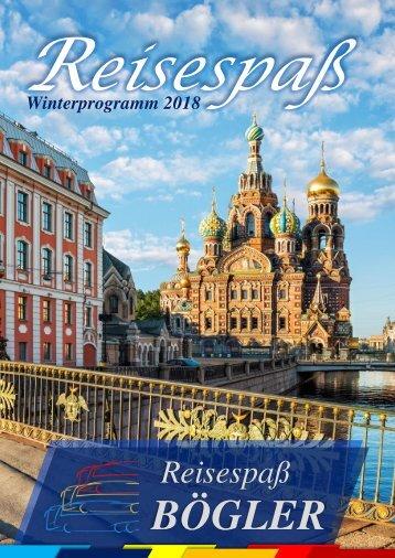 Winterprogramm 2018