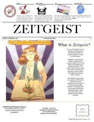 Zeitgeist Magazine Rev Dec. 3