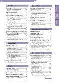 Sony NWZ-A845 - NWZ-A845 Consignes d'utilisation Suédois - Page 4