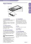 Sony NWZ-A845 - NWZ-A845 Consignes d'utilisation Portugais - Page 6
