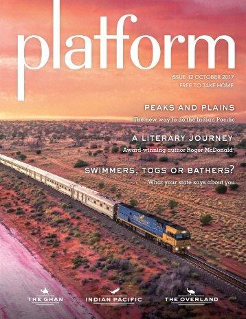 Platform October 2017