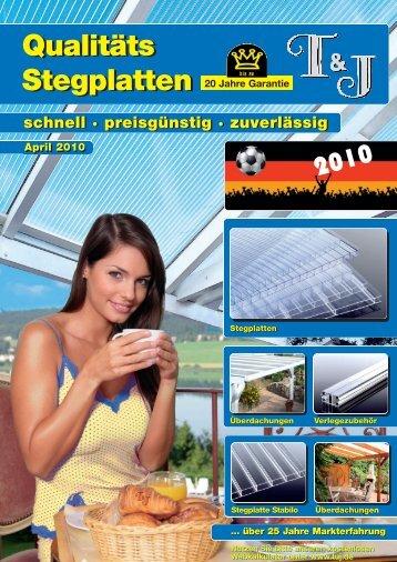 TEJEALU Verlegehinweise - Kataloge