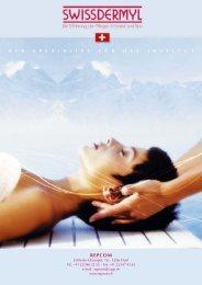 Catalogue ALLEMAND 2003-2004 épilation.indd