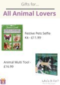 Gifts for Animal Lovers - Page 5