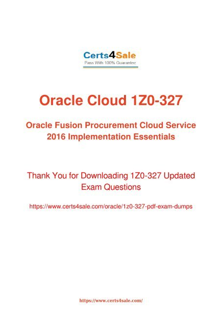 Oracle Material Pdf