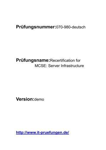 070-980-deutsch originale Prüfungsfragen