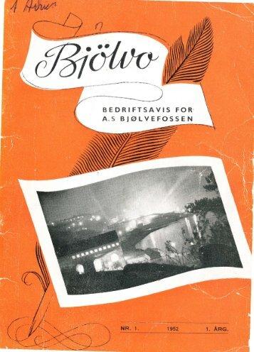 Bjølvo_1952_Nr1