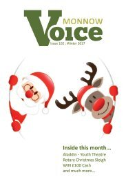 Monnow Voice Winter 2017
