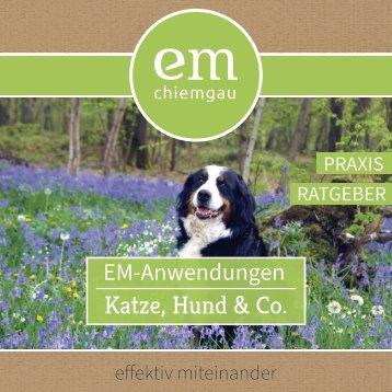 EM-Anwendungen-Haustiere