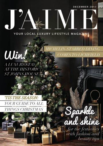 J'AIME December 2017