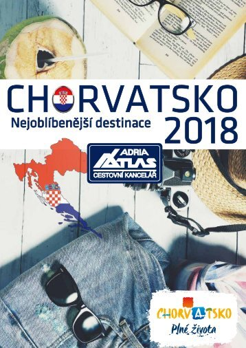 CK Atlas Adria katalog 2018