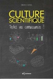Culture scientifique