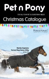 PetnPony - Christmas Catalogue