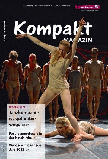 Kompakt Magazin Dezember 2017 / Januar 2018