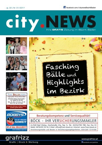 city.NEWS 01-2017