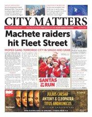 City Matters Edition 060