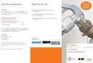 Das Plus an Service Das Plus für Sie - Bayerischer Brennstoff