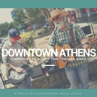 Downtown Music Venues