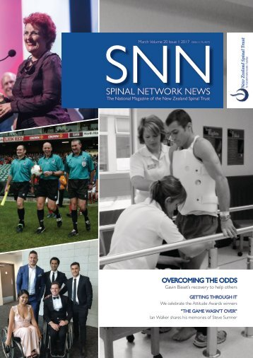 Spinal Network News - March 2017