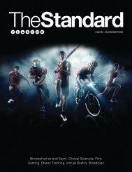 Vicon Standard 2018