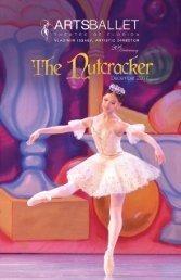 Arts Ballet 2017 Nutcracker Program