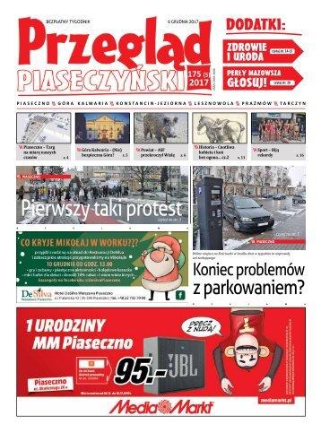 Przegląd Piaseczyński, wydanie 175